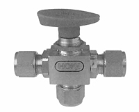 3-way Ball Valves Multi-directional Flow - 7G Series