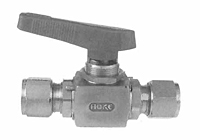 2-way Ball Valves Bi-directional Flow - 7G Series